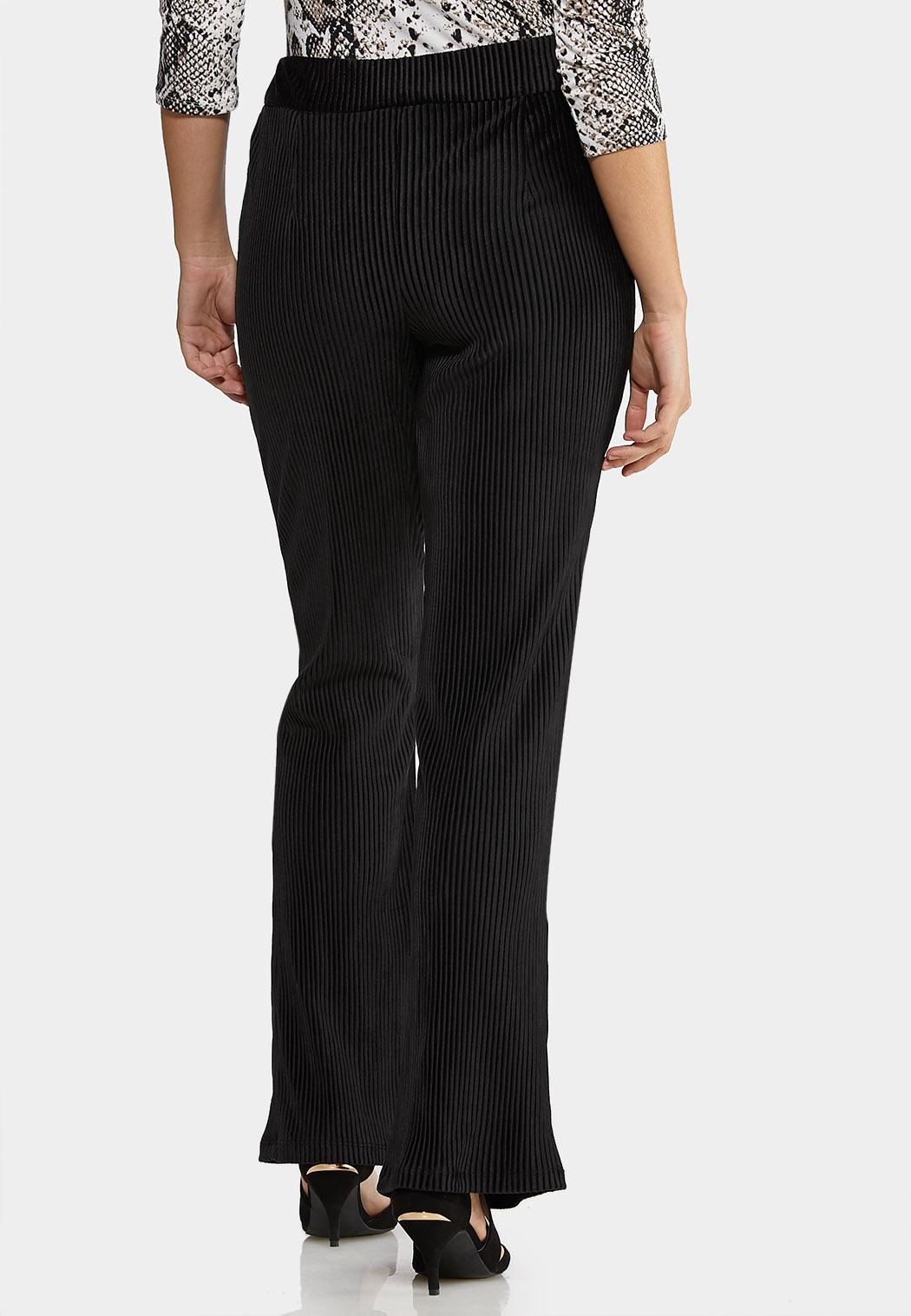 Flare Leg Corduroy Pants (Item #44018701)