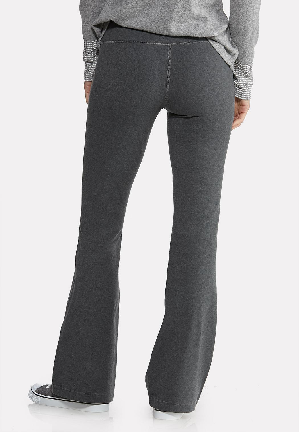 Charcoal Yoga Pants (Item #44019737)