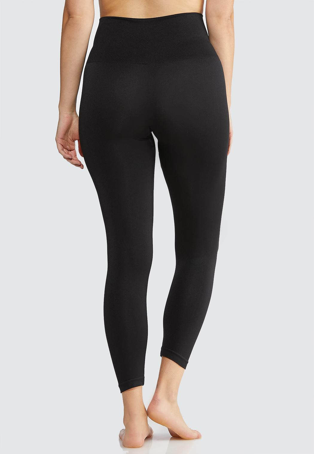Plus Extended The Perfect Black Leggings (Item #44019815)