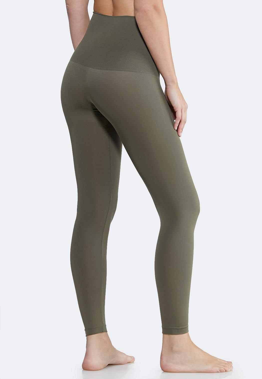Plus Extended The Perfect Olive Shaping Leggings (Item #44019887)