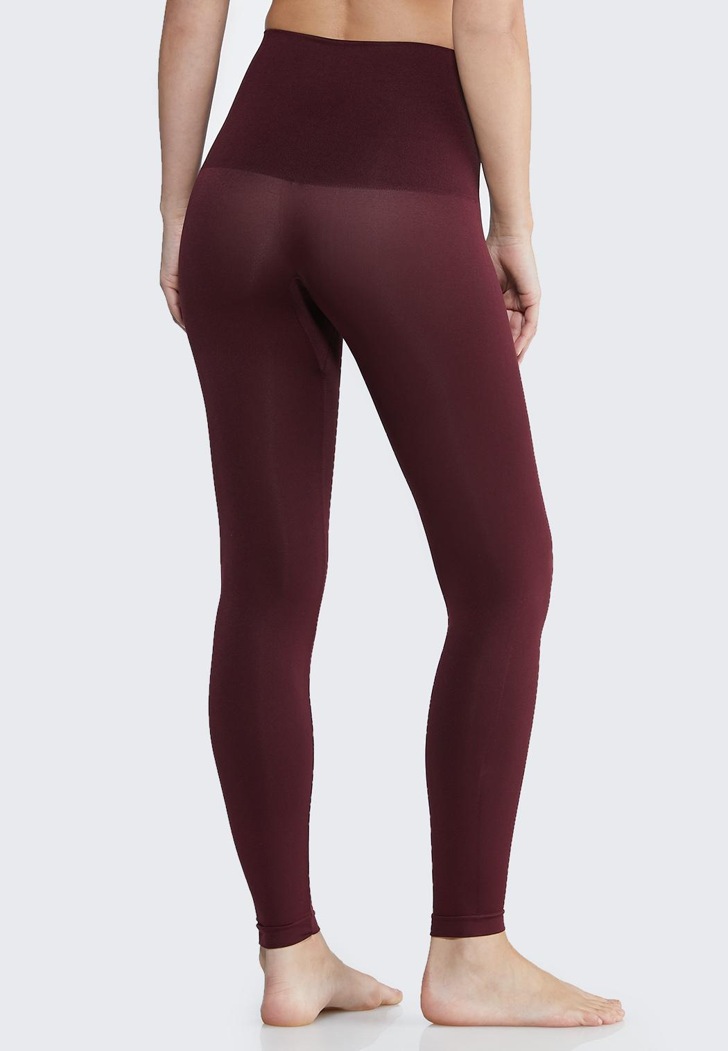 Plus Extended The Perfect Wine Shaping Leggings (Item #44019988)