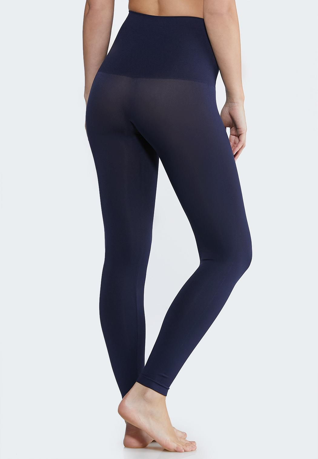 Plus Extended The Perfect Navy Shaping Leggings (Item #44020011)