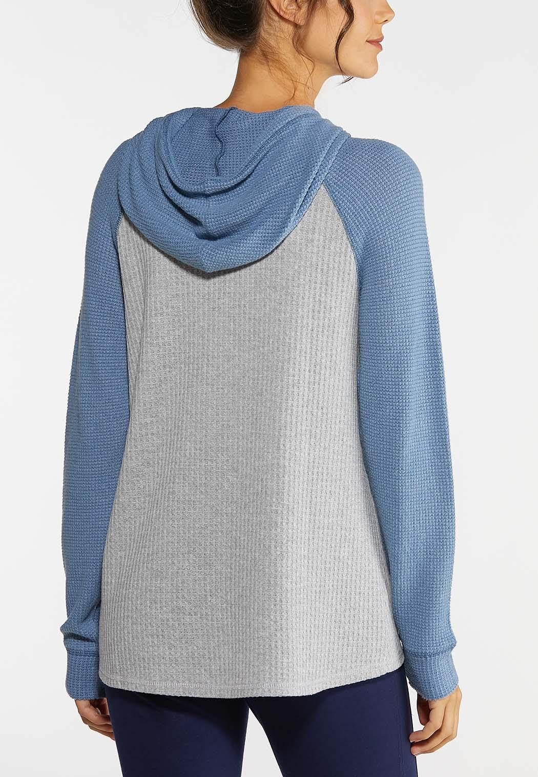 Knotted Waffle Top (Item #44020936)