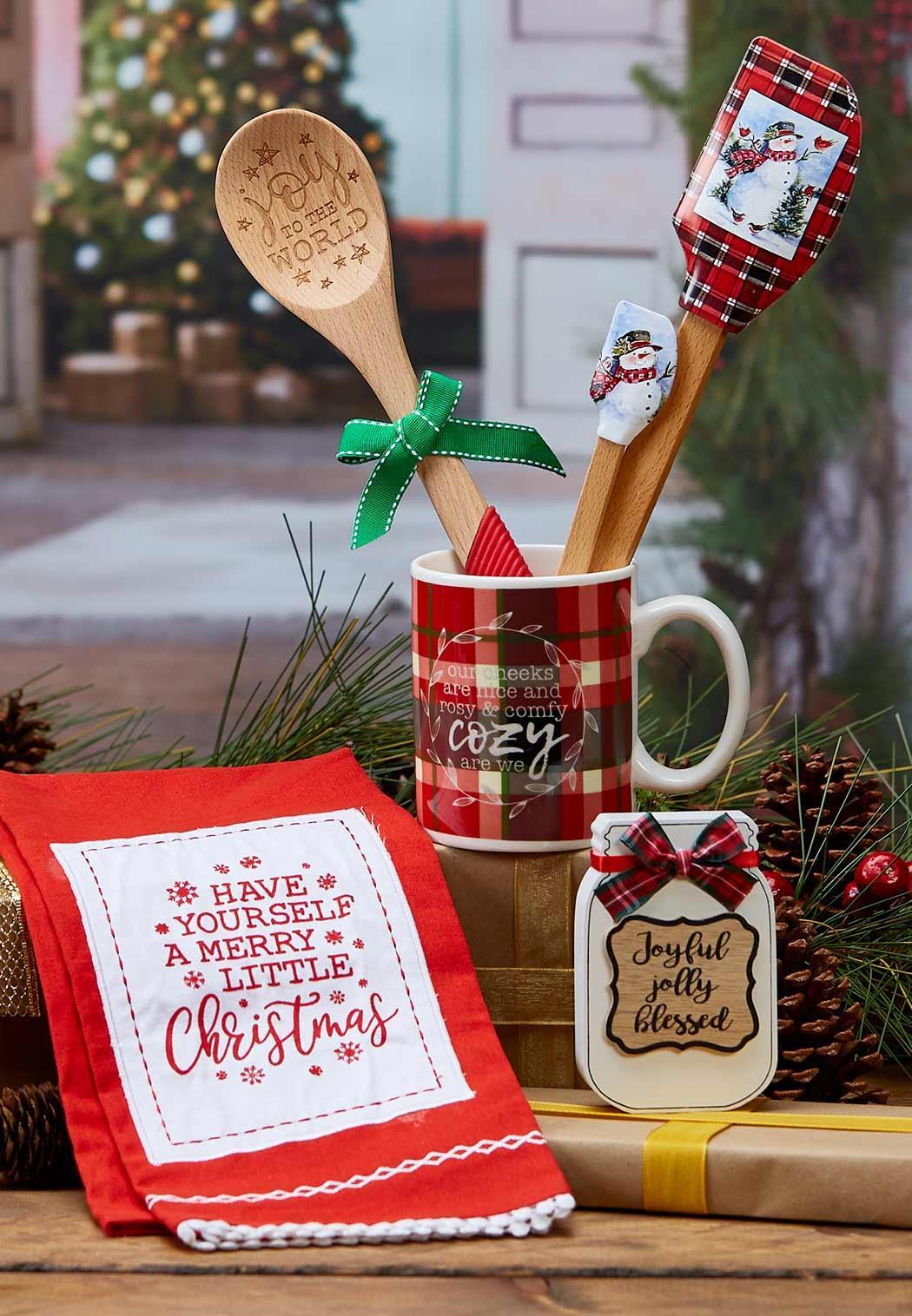 Merry Little Christmas Towel (Item #44025327)