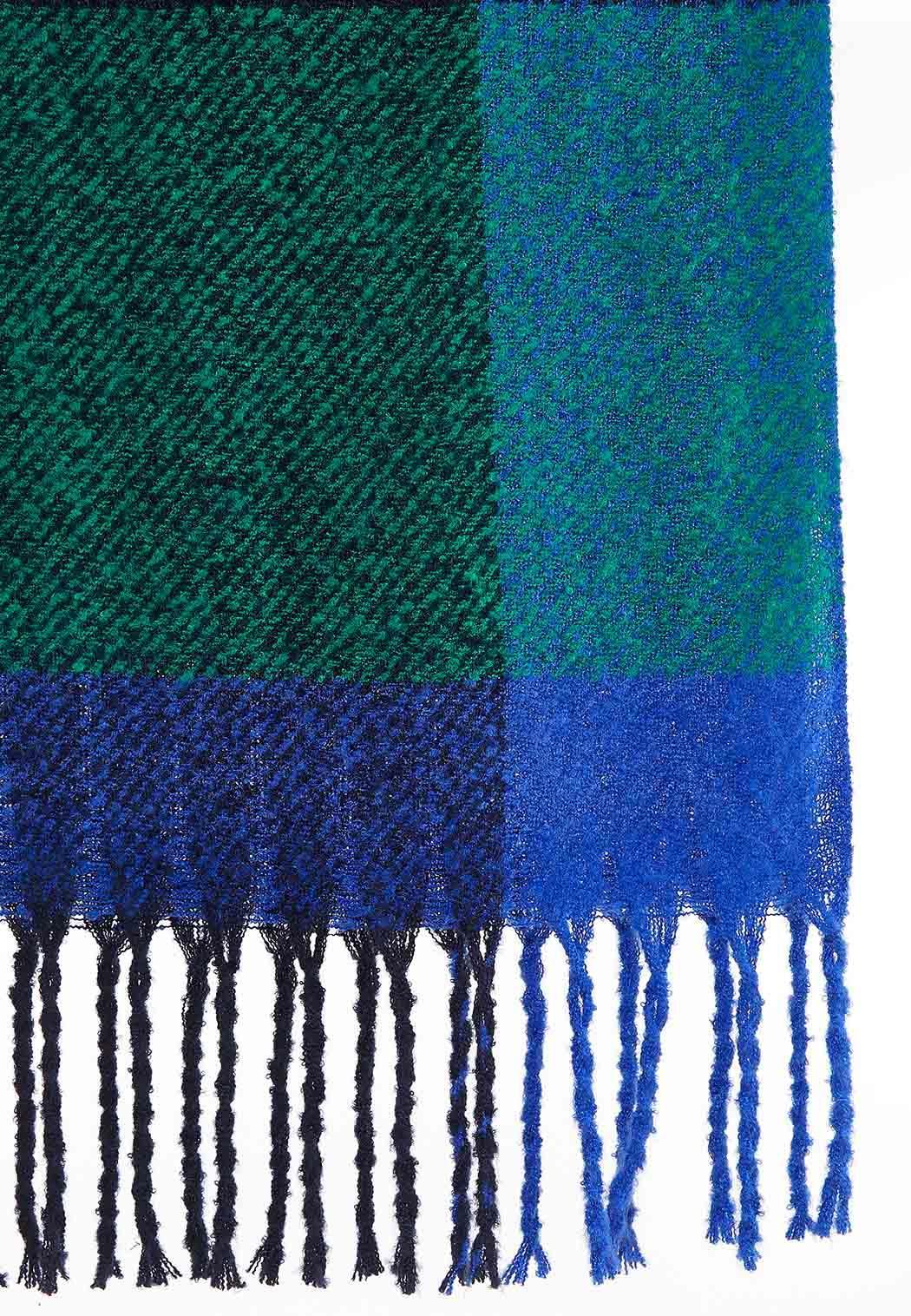 Plaid Oversized Blanket Scarf (Item #44026851)