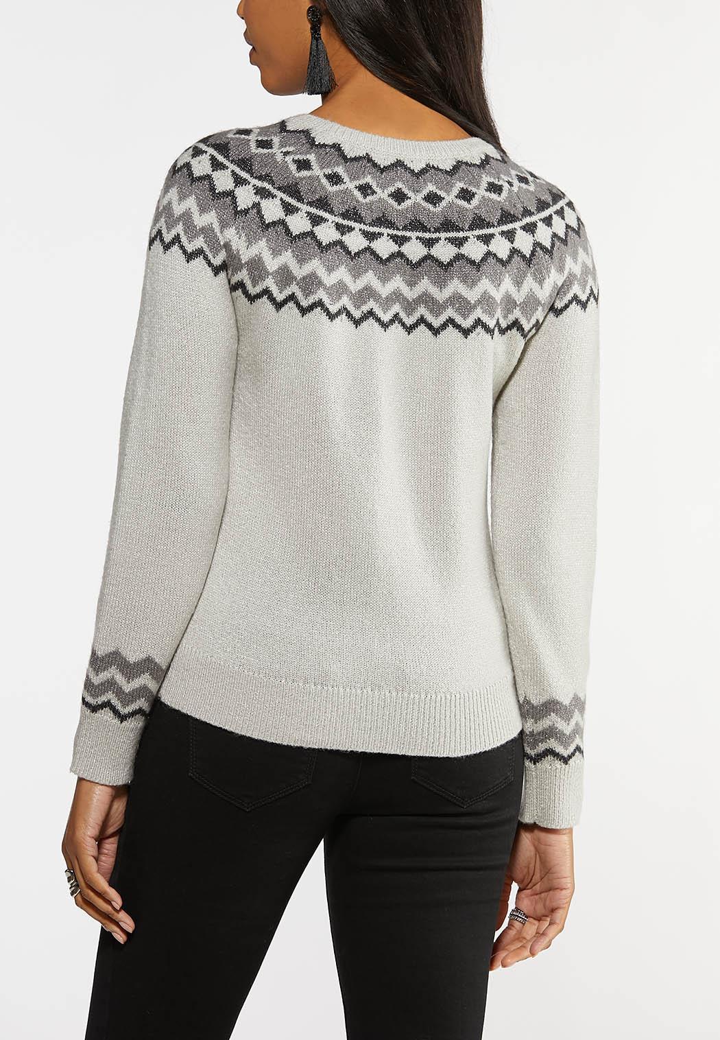Fair Isle Sweater (Item #44029720)