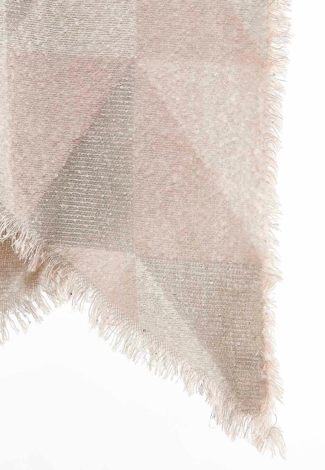 Sequin Detail Blanket Scarf (Item #44044341)