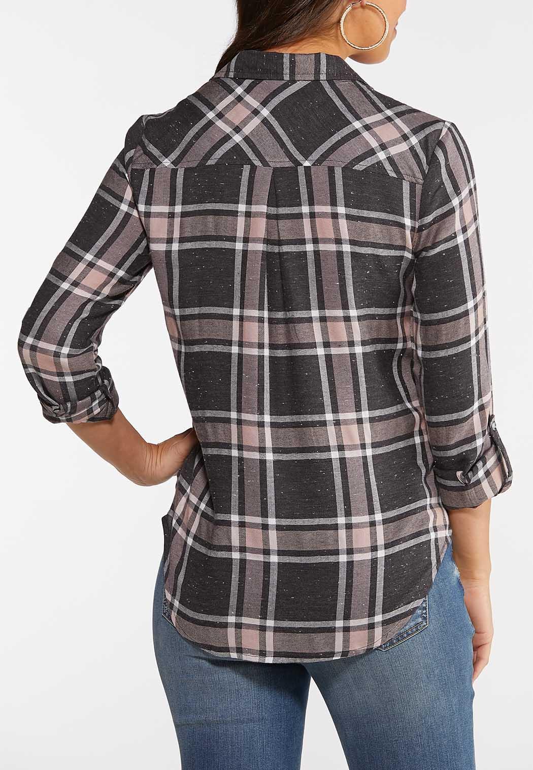 Gray Plaid Shirt (Item #44047180)