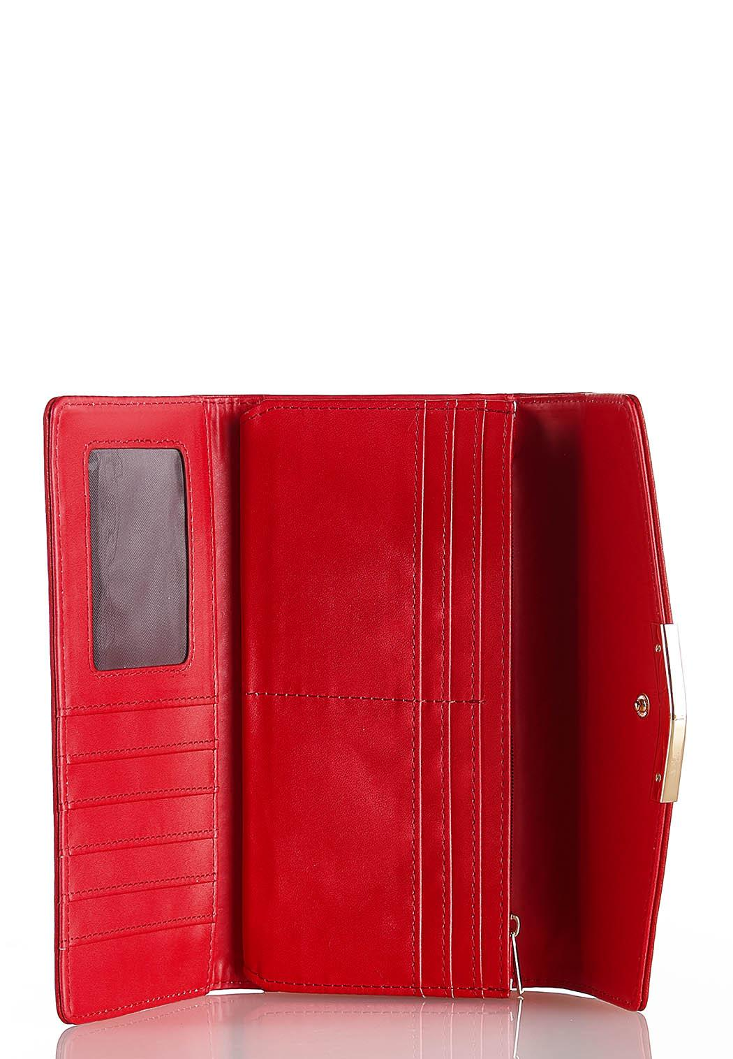 Classic Red Wallet (Item #44052887)