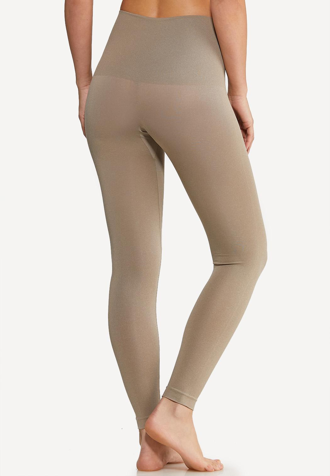Plus Extended The Perfect Oatmeal Leggings (Item #44052924)