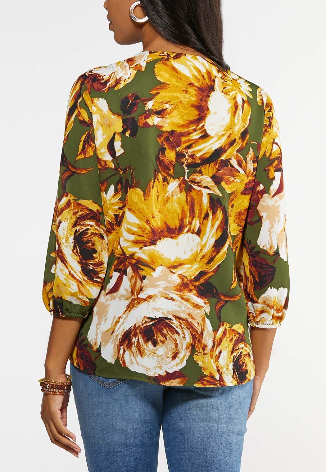 Floral Ring Top (Item #44054845)
