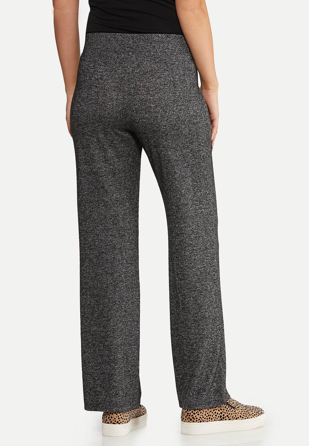 Tie Front Hacci Pants (Item #44057171)