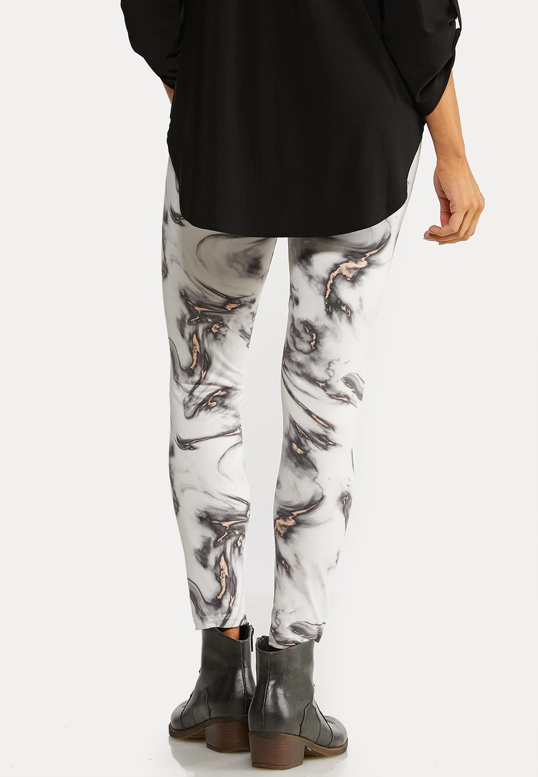 Soft Marbled Leggings (Item #44057308)