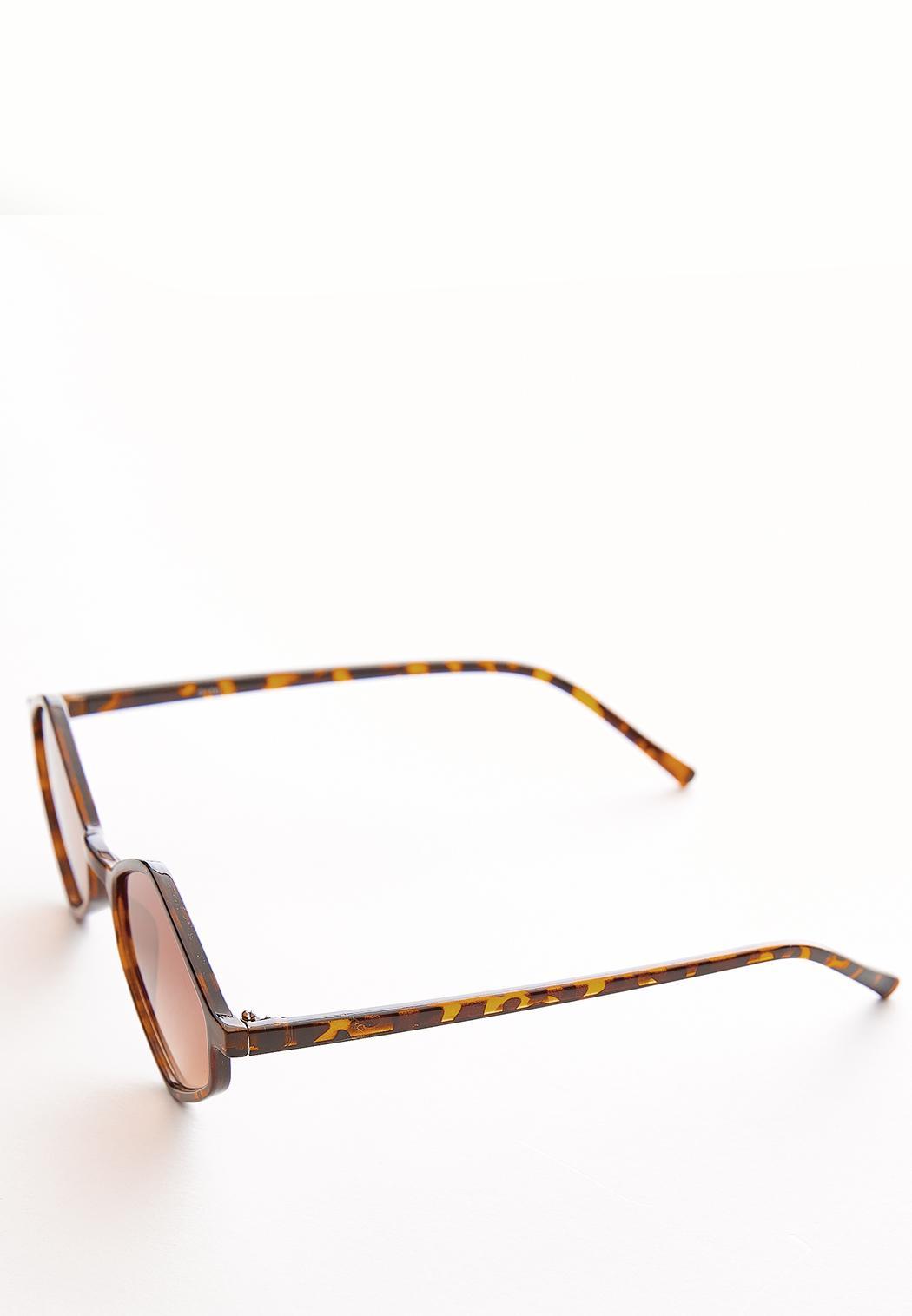 Geo Tortoise Sunglasses (Item #44057722)