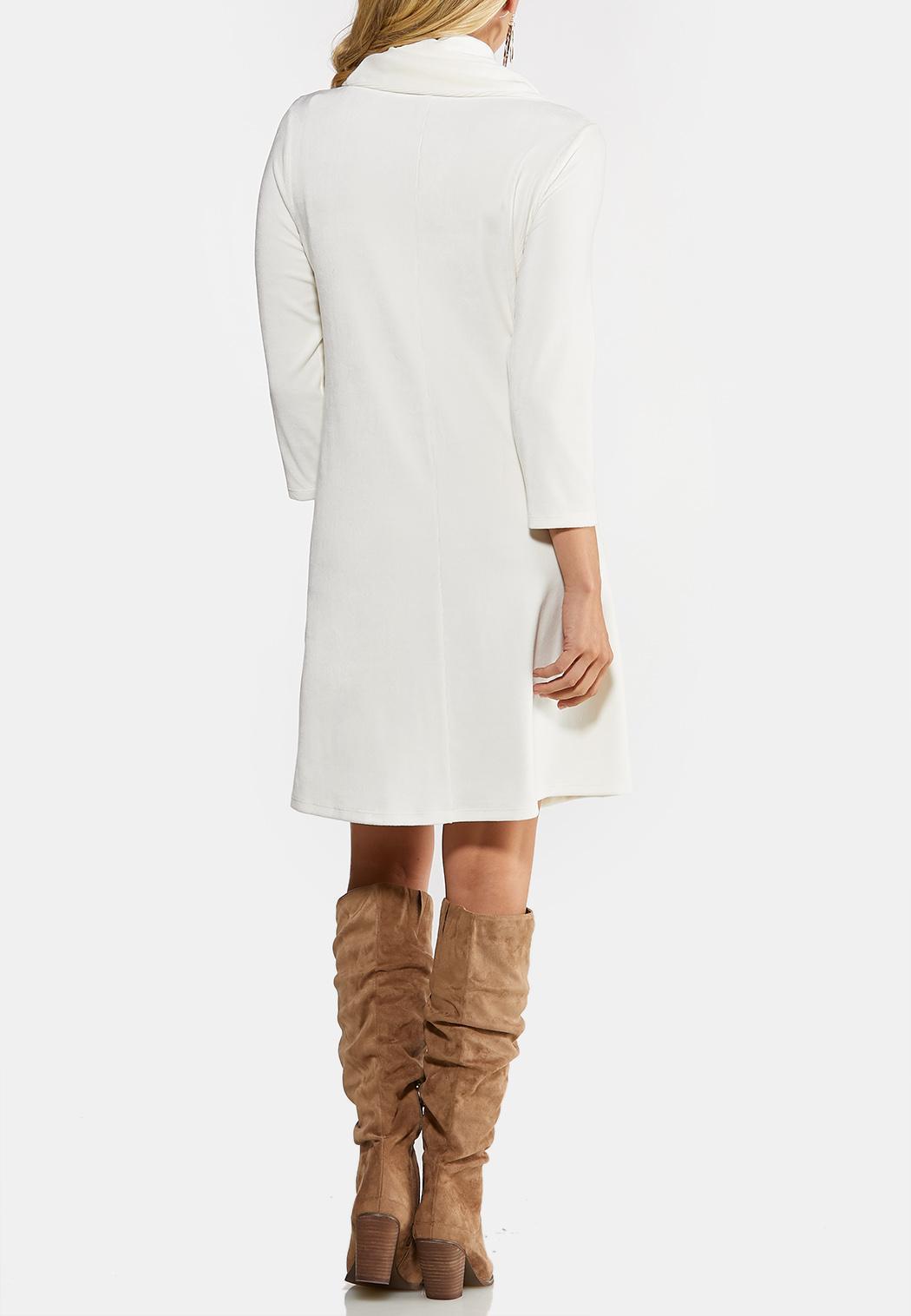 Corduroy Swing Dress (Item #44064121)