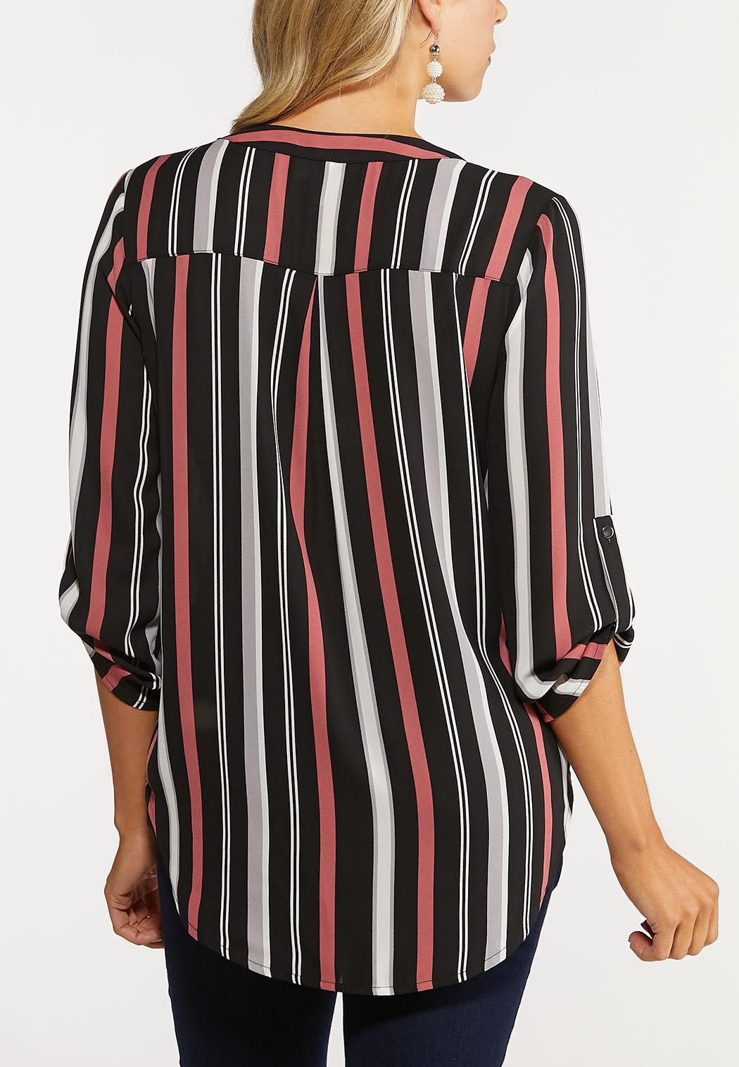Printed Pullover Top (Item #44064151)