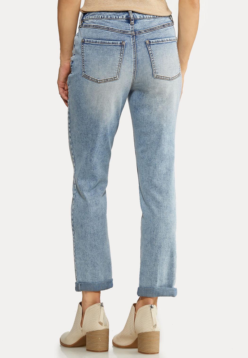 Slim Boyfriend Jeans (Item #44065167)