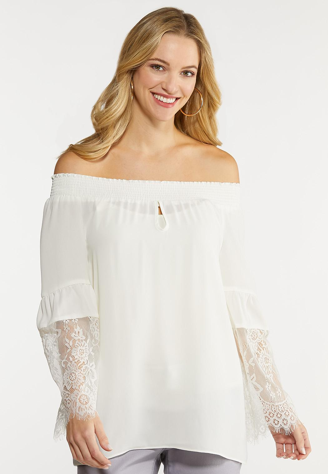 Lace Poet Top (Item #44067998)