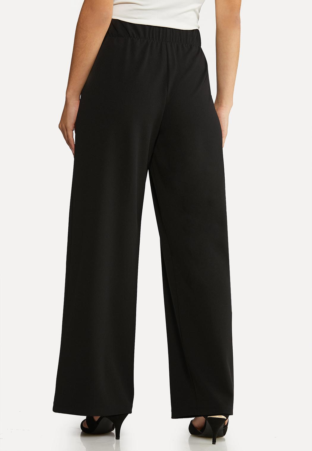 Wide Leg Button Pants (Item #44071000)