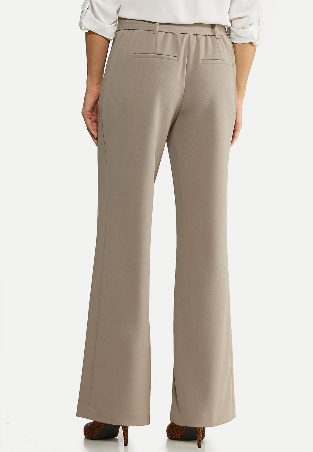 Tortoise Belt Knit Pants (Item #44075366)