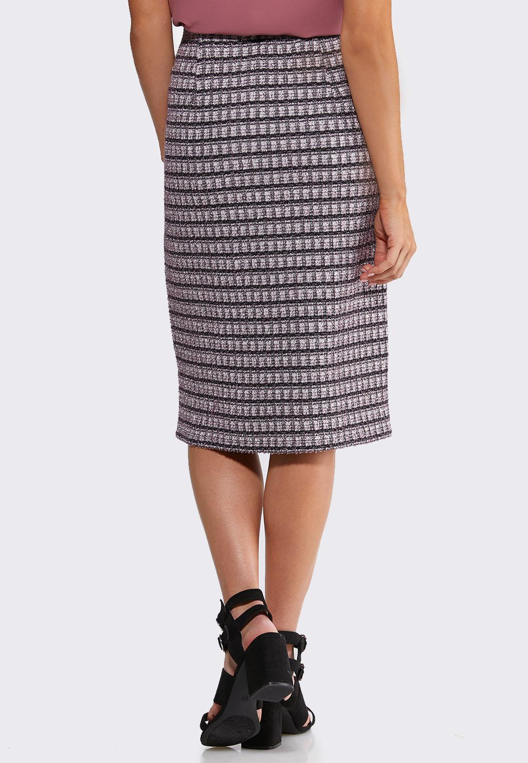 Tweed Pencil Skirt (Item #44076775)