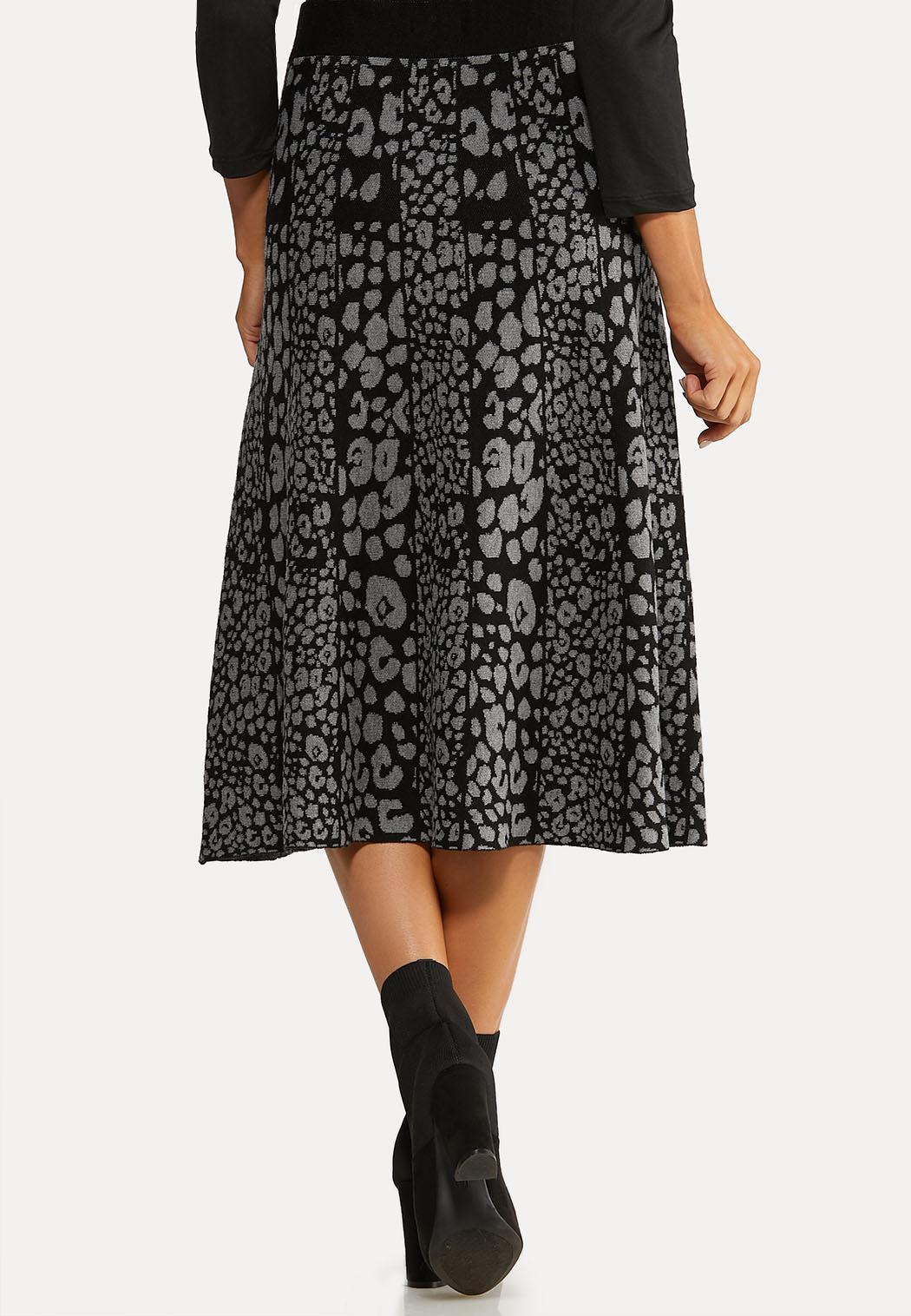 Animal Sweater Skirt (Item #44076793)