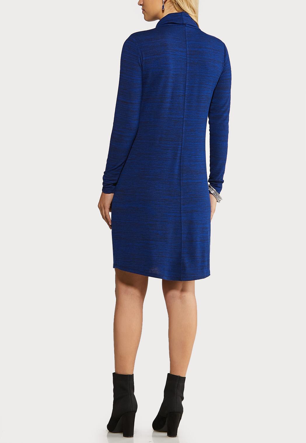 Blue Hacci Swing Dress (Item #44077400)