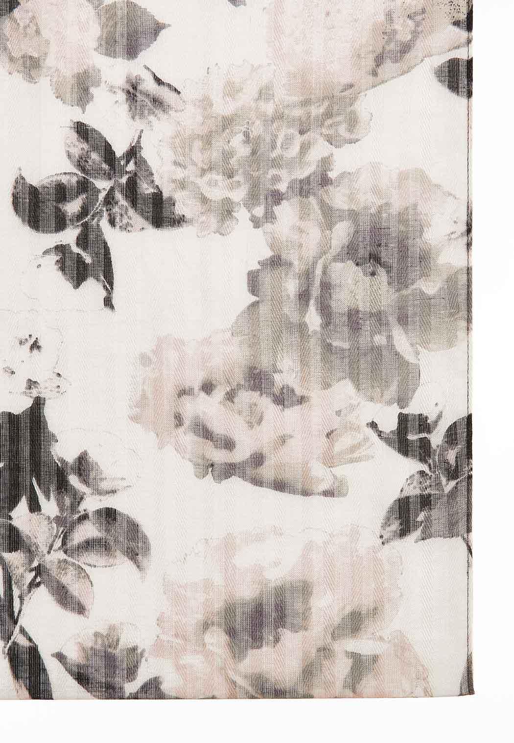 Hydrangea Blooms Infinity Scarf (Item #44079272)