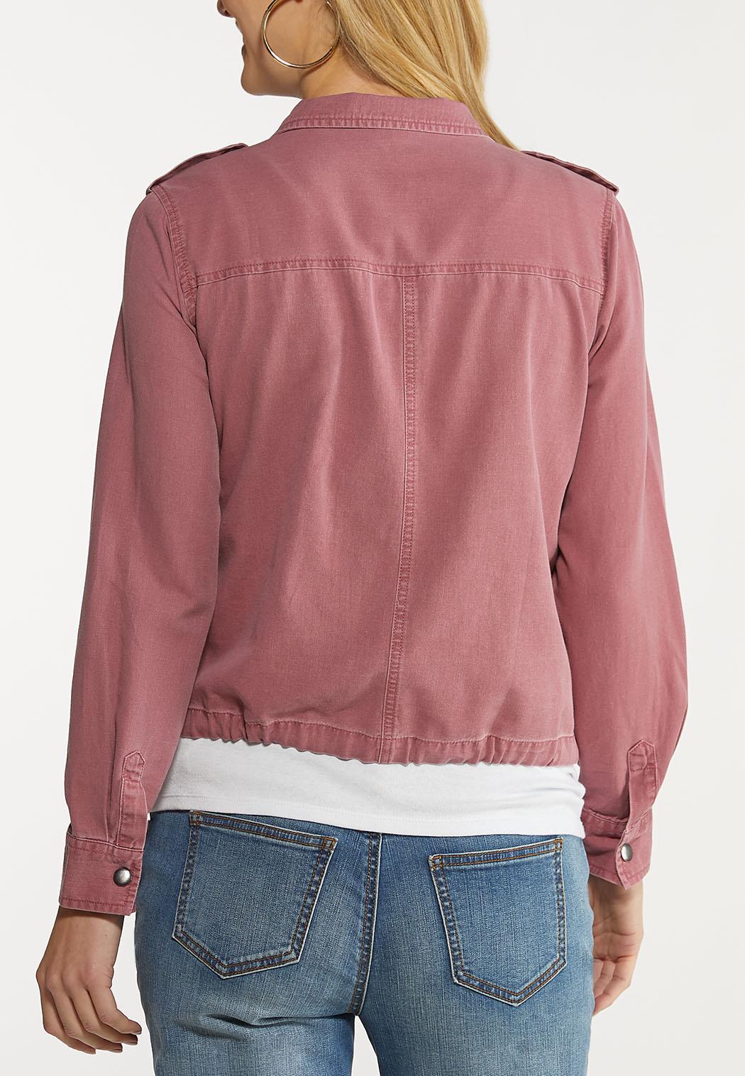 Rose Utility Jacket (Item #44080752)