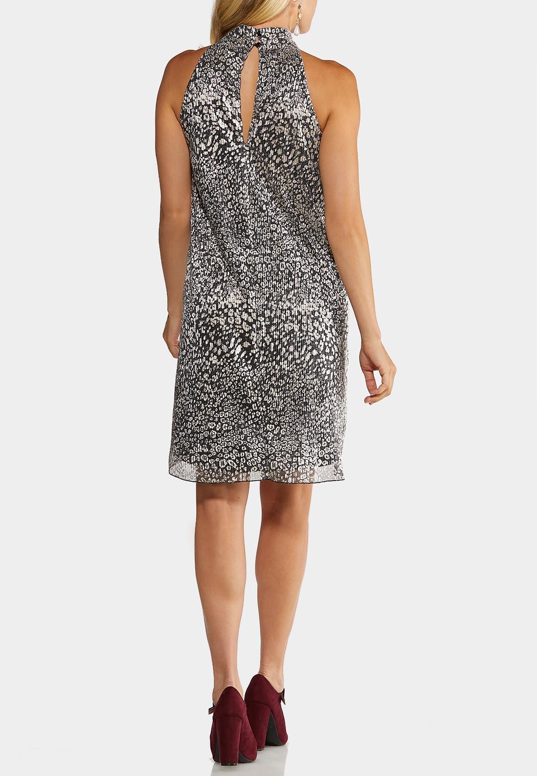 Shimmery Leopard Dress (Item #44081714)
