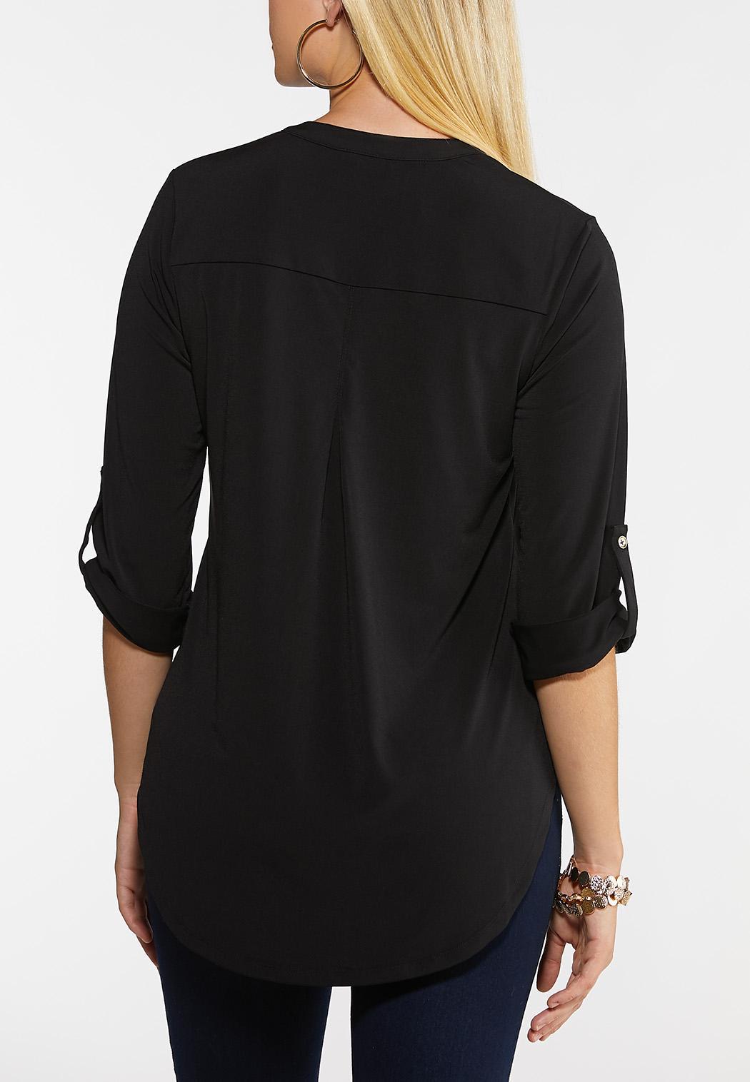 Zipper Pocket Top (Item #44084314)