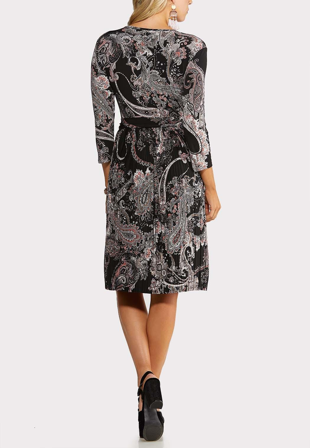 Paisley Wrap Dress (Item #44085043)