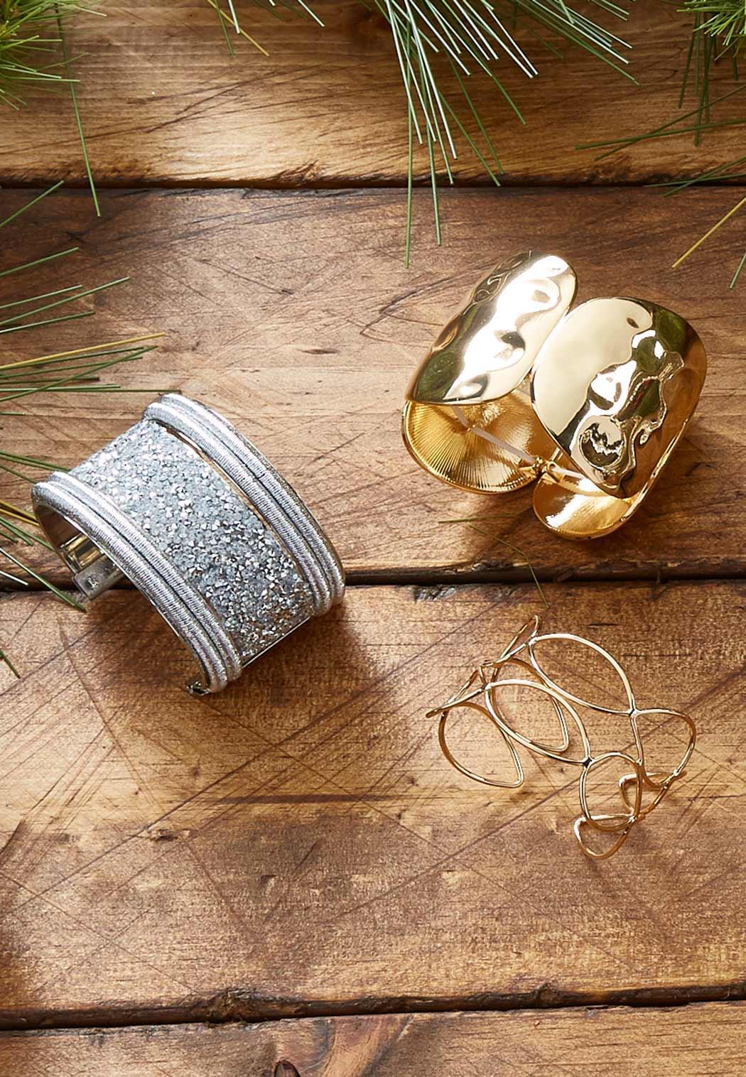 Gold Goddess Bracelet (Item #44085540)
