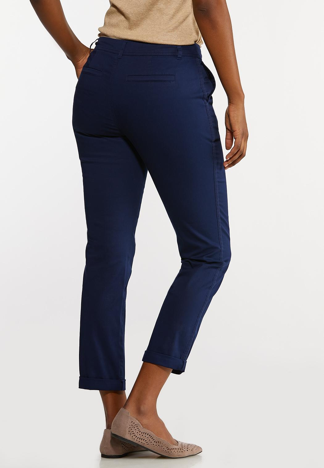 Chino Ankle Pants (Item #44086281)