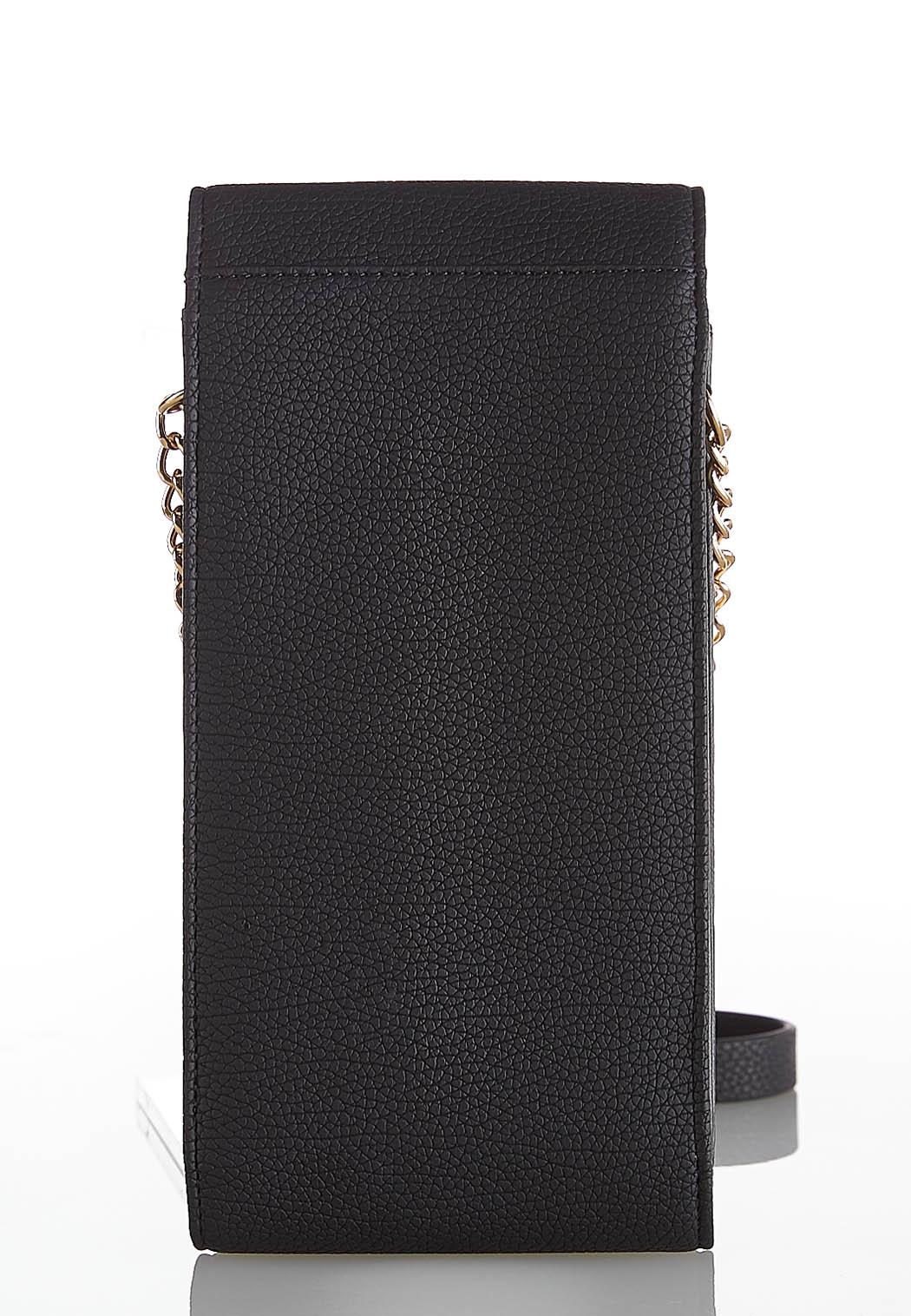 Classic Black Wallet Crossbody (Item #44086873)