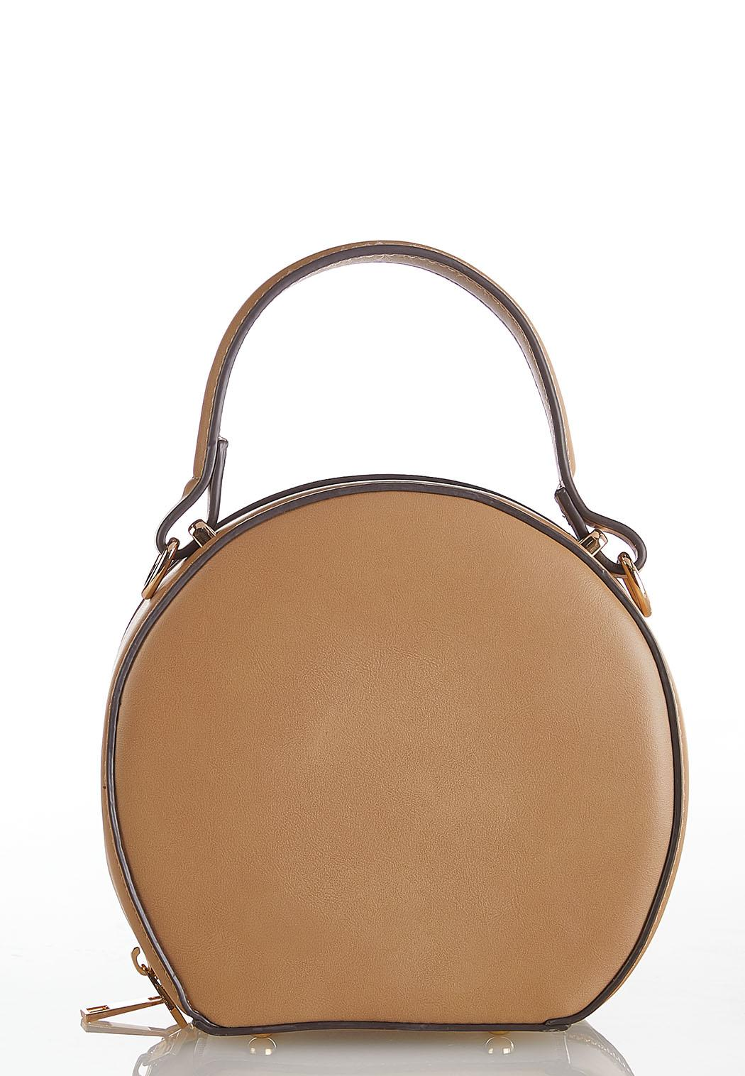Quilted Structured Crossbody (Item #44087160)
