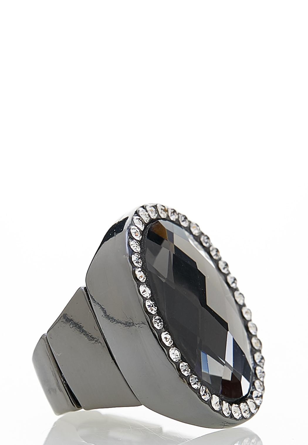 Bold Stone Stretch Ring (Item #44087307)