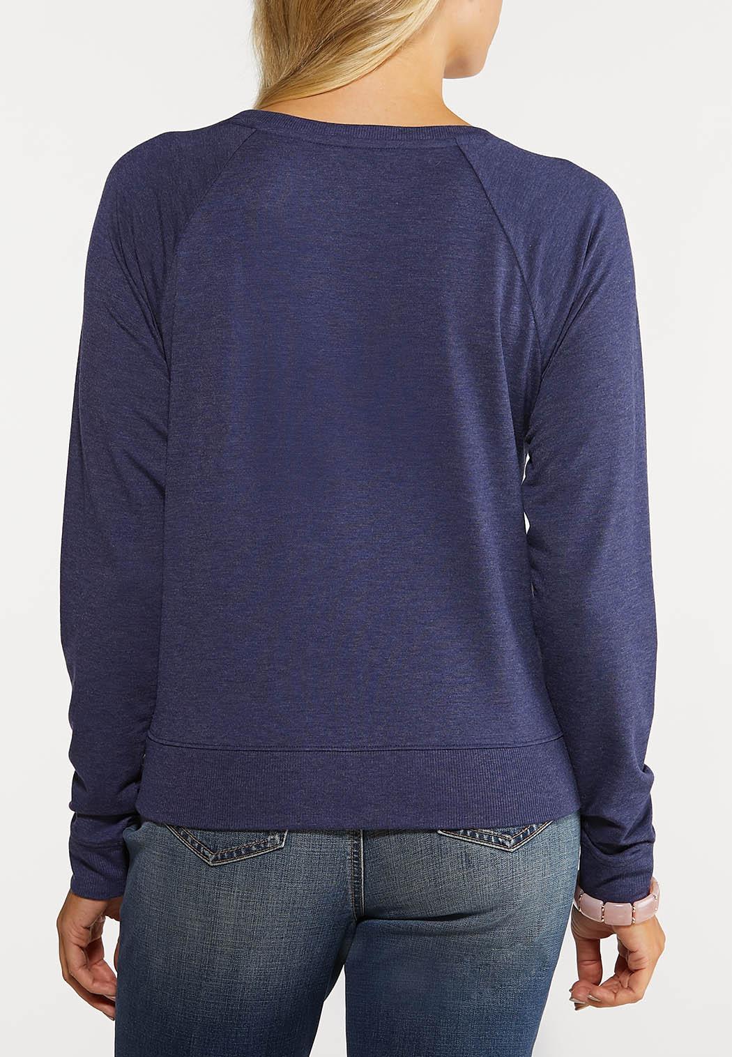 Plus Size Amazing Grace Sweatshirt (Item #44089676)