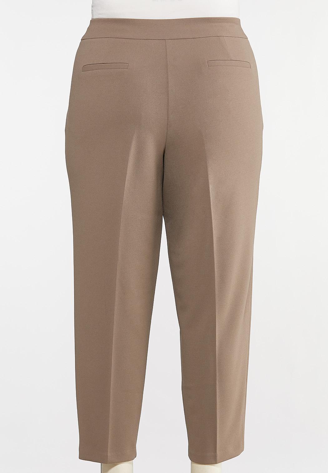 Plus Size Slim Utility Pants (Item #44092162)