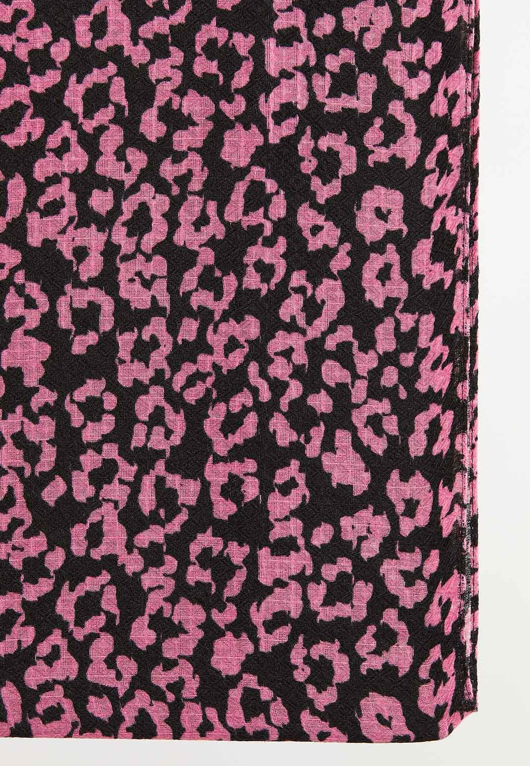 Pink Leopard Infinity Scarf (Item #44095978)