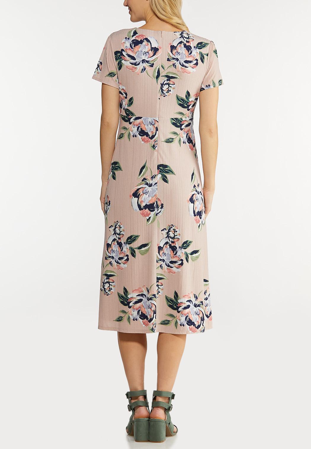 Floral Midi Dress (Item #44096089)