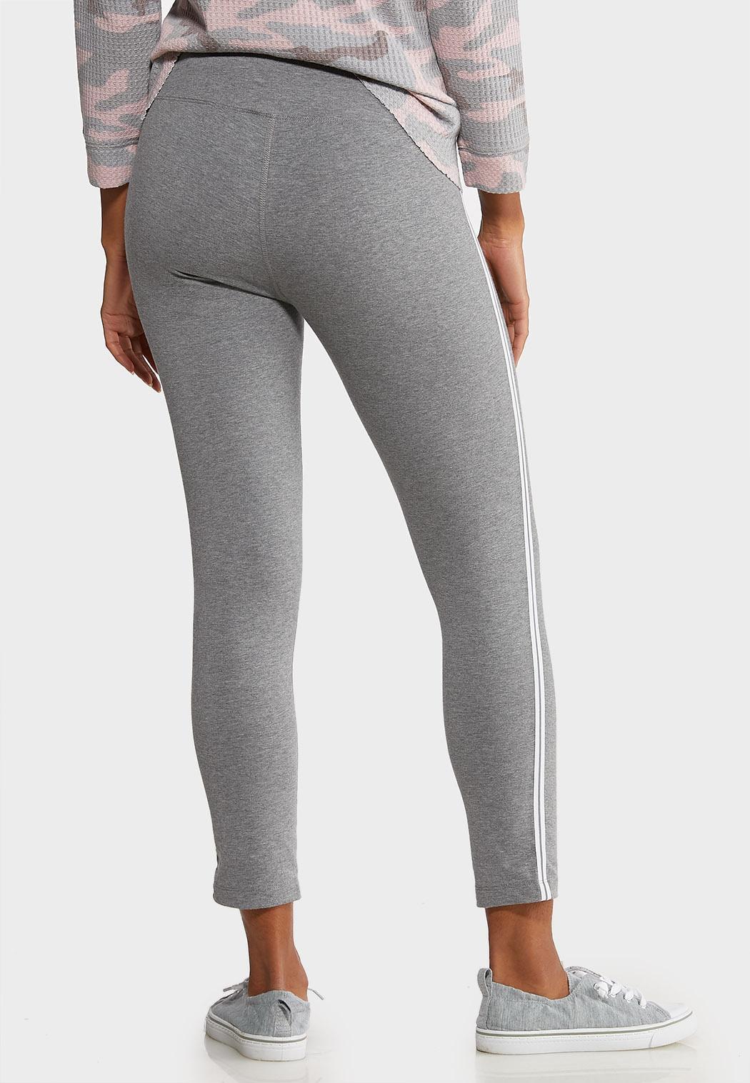 White Striped Leggings (Item #44096121)