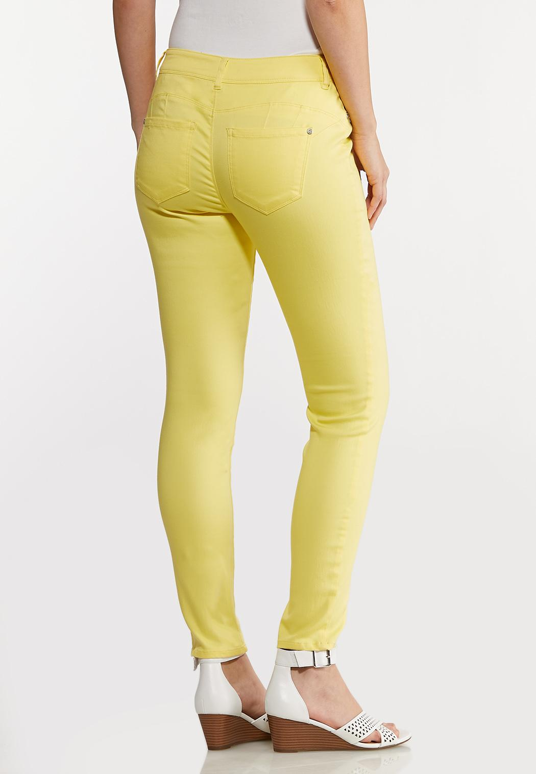 Uplifting Colored Jeggings (Item #44102421)