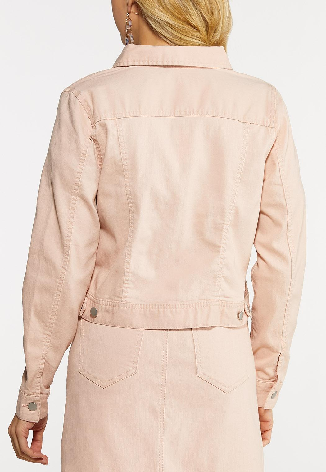 Color Denim Jacket (Item #44103226)