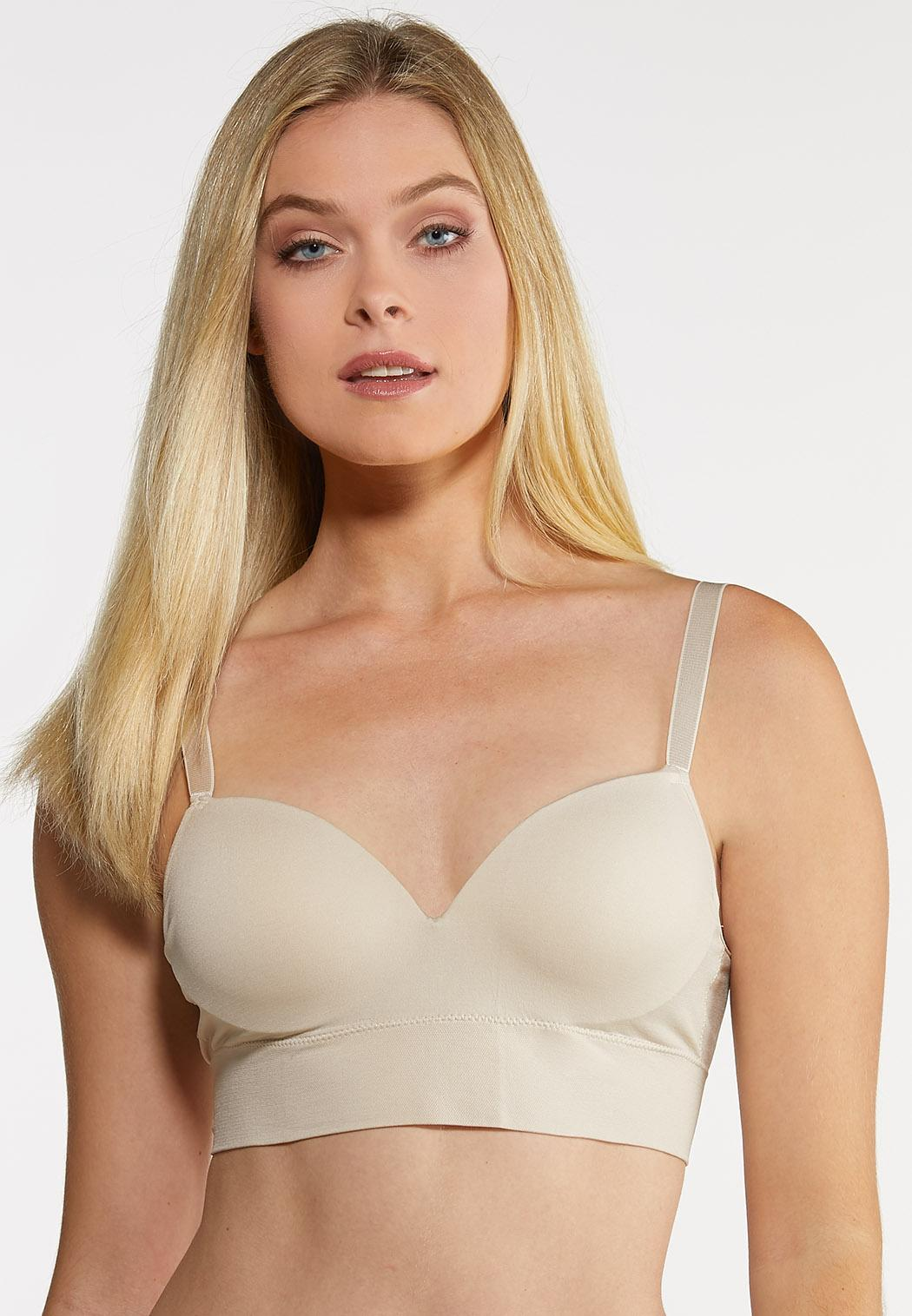 Plus Size The Perfect Wire-Free Bra (Item #44104792)