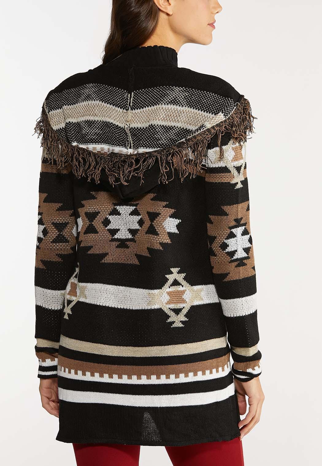 Aztec Cardigan Sweater (Item #44105308)