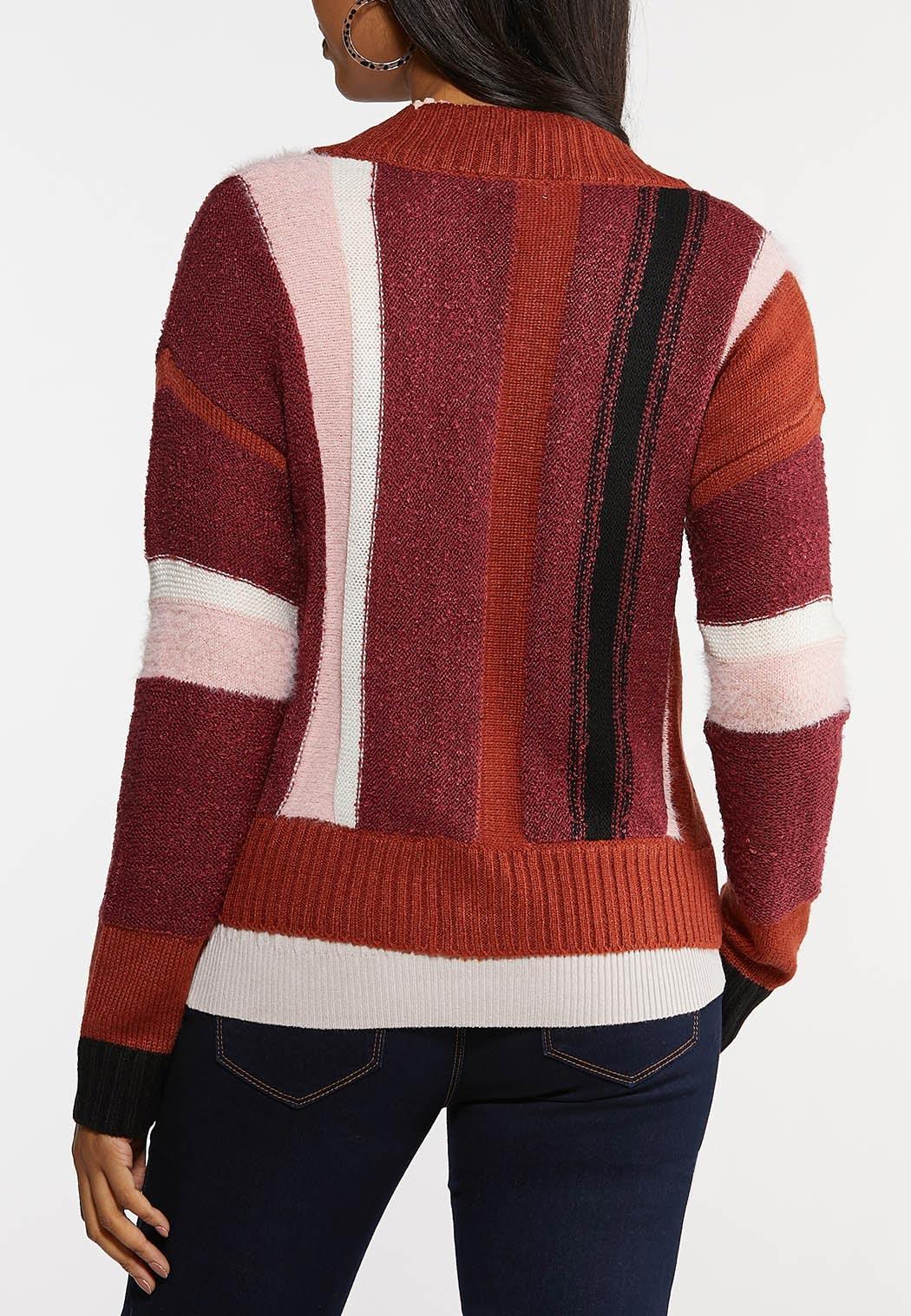 Caramel Candy Cardigan Sweater (Item #44106780)