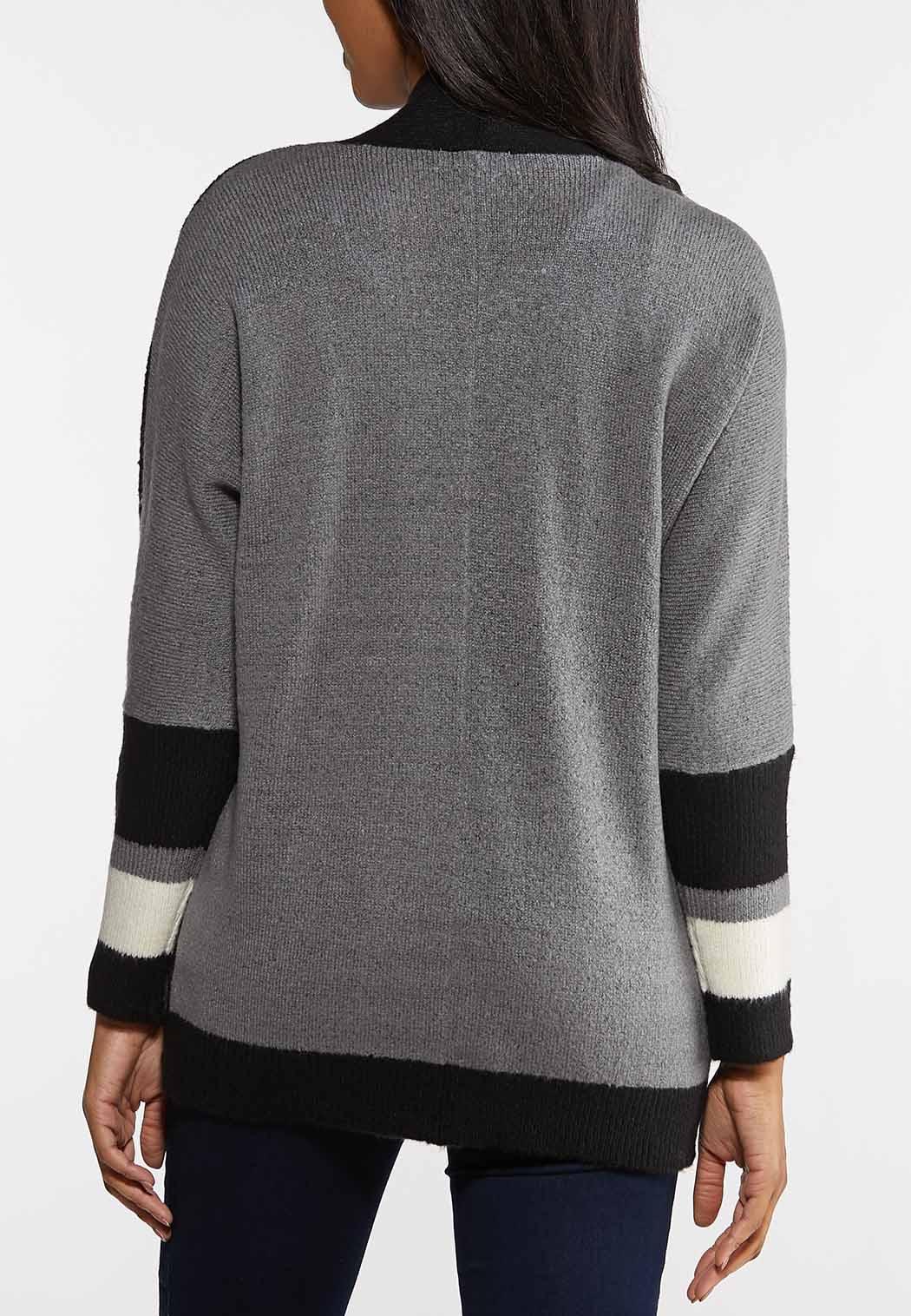 Gray Skies Cardigan Sweater (Item #44106796)