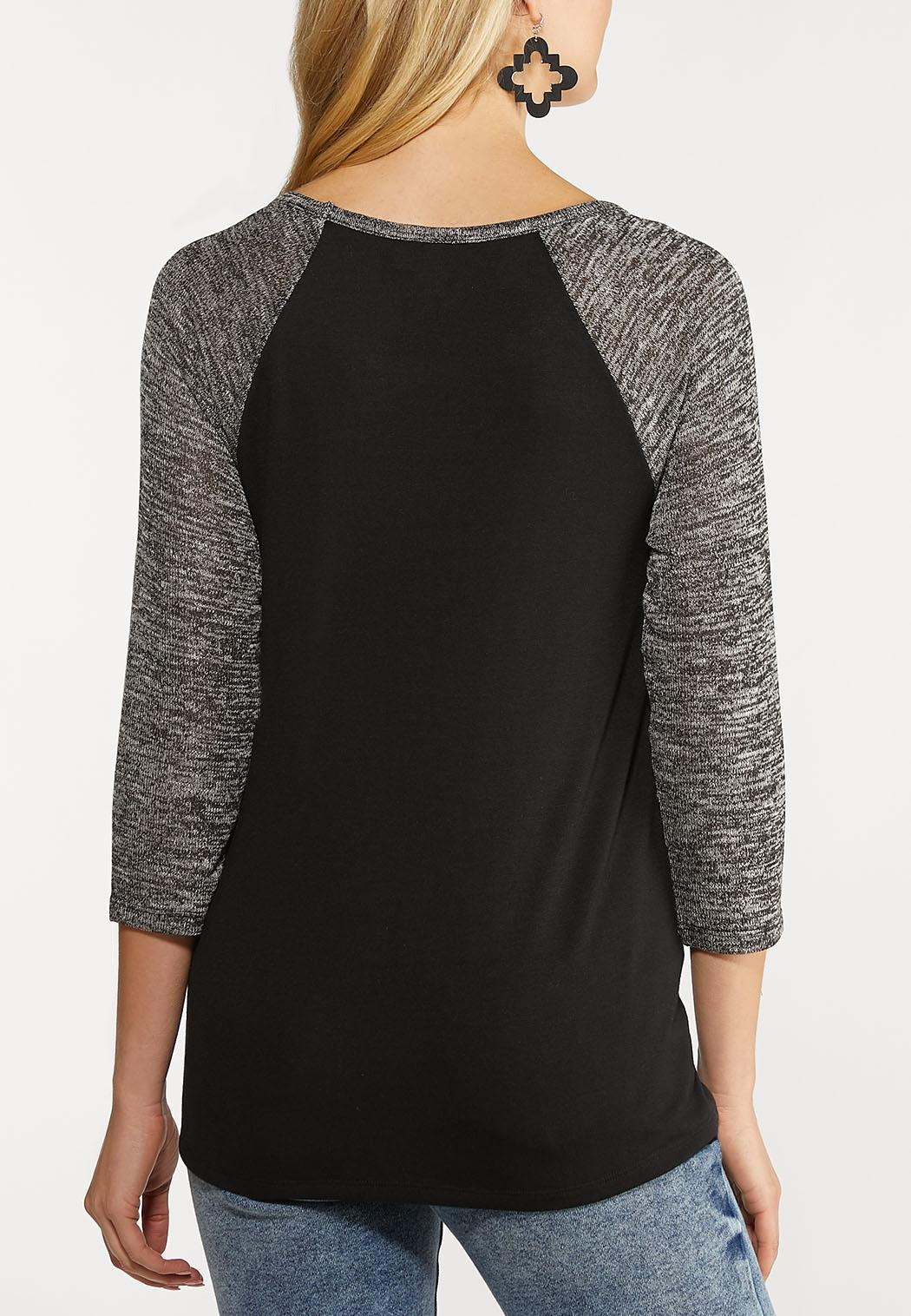 Fur Mama Knotted Top (Item #44109007)