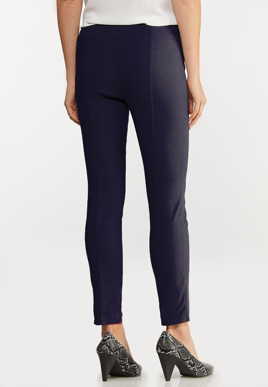 Petite Bengaline Ankle Pants (Item #44109057)